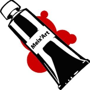 Logo - Meix Art