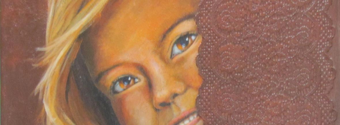 nadine calande acrylique pastels meix art